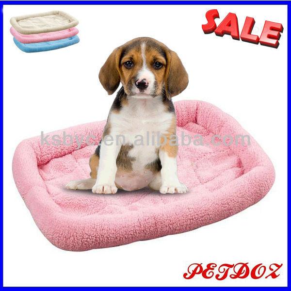 Sherpa kennel dog beds