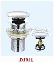Brass Wash Basin Drainer (Clic-Clac)