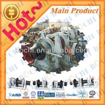 Marine Electric and Hydraulic Anchor Windlass