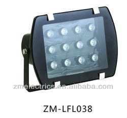 12w high lumen 12 volt led flood light ZM-LFL038