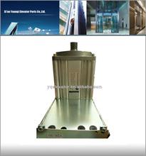 elevator door motor, elevator traction machine, elevator door detector