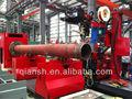 Machine automatique de soudage pour les tuyaux bobine. racine. pass, remplir et finale de soudage( tig,/mig/fourré/vu)