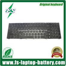 US /UK/Spaish Layout Laptop keyboard for ASUS K50 K50A K50C K50I K50AB K50AD K50AF series