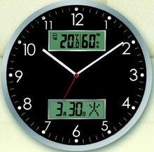 multifunctional plastic wall clock