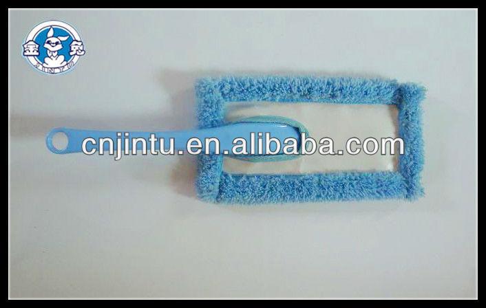 Coralon leather car brush ,microfiber brush, dust brush