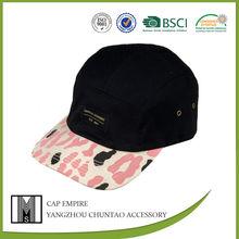 BSCI Audit custom made fitted flat brim snapback baseball hats