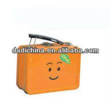 Pearl handlel tin box