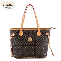2013 fashion imitation leather ladies bags in china women office handbags