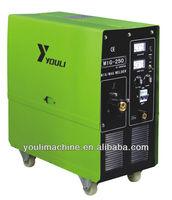 Gas & flux gasless MIG MAG welding machine MIG-250