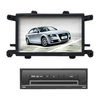 In dash car DVD player GPS navigation AutoRadio HD TFT Touch screen Bluetooth iPod New A4