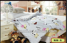 Superior quality cheap kids 3d bedding/dog comforter sets