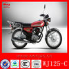 New CG engine 125cc motorcycle /street bike cheap motorcycle (WJ125-C)