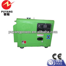 Hot selling product 2012 Agricultural Equipment Diesel portable power generator