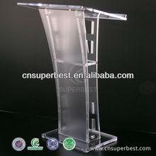 Fine quality Acrylic lectern desk