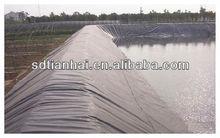 2012 HOT! HDPE geomembrane sheet fish pond liner