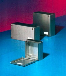 ALUMINUM BOX, ALUMINUM JUNCITON BOX, ALUMINUM CONTROL BOX