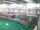 Blending juice production line