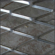 Aluminum Expanded Metal panel,3003H14