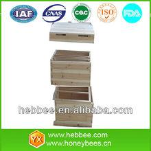 high quality fir wooden beehive