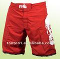 Em branco MMA shorts atacado