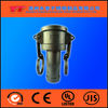 stainless steel hydraulic quick connect hose coupling
