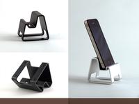 Plastic holder /Cell Phone holder/mobile phone holder for desk