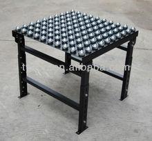 ball table, nylon ball table, work table