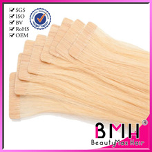Indian Human Tape hair high quality, resonable price