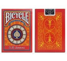 Poker Playing Card-Bicycle -ZODIAC