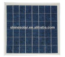 framed polycrystalline 20W solar panel/monocrystalline solar panel