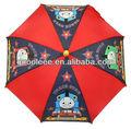 2014 china fabricante de promoción colorido sombrilla en guangzhou