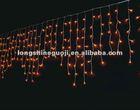 rain drop light led christmas string light ice light