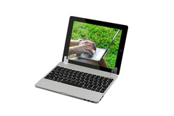 New Style wireless bluetooth keyboard for iPad