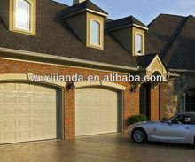 double steel garage door / commercial double steel door / stainless steel door