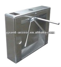oem Tripod Turnstile factory gate RS485 interface 1.5mm thickness