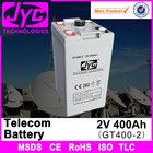 high voltag capacitor mf super sealed battery 2v 400ah battery for ups telecom control bank system