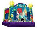 2013 importado pvc firme e durável inflável bouncer castelo crianças LT-2130I