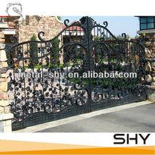 Metal Gate,Forged Iron Metal Gate,Galvanized Iron Metal Gates Designs