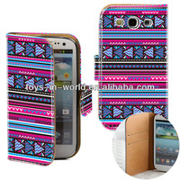 for samsung galaxy s3 wallet leather case cover