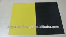 magnetic sheet/ pvc coated magnet / custom rubber magnets