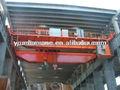 100t pesados guindaste para a venda, heavy duty eot crane