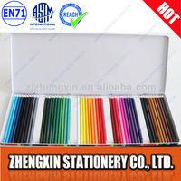 wholesale custom color pencil set colored pencil