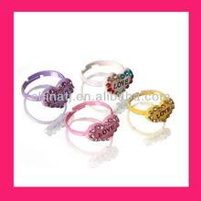 ring designs for girls children rings simple love heart ring