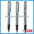 Lt-m023 baratos pluma del metal, con el único agarre de goma, usuario- amistoso& cómodo