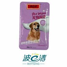 Good quality dog wet wipes