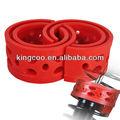 suzuki cojines accesorio del almacenadorintermediario para la protección de amortiguador de choque para suzuki jimny
