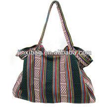 Yiwu custom style stylish women carry bag ethnic bags