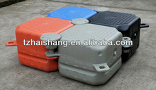 China plastic modular floating dock