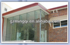 good quality frameless sliding windows