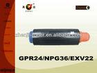 Compatible Toner cartridge NPG36/GPR24/CEXV22 for IR5055N/5065/5075